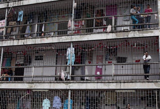 Prisión de mujeres en Colombia