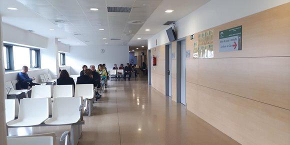 5. El Hospital del Campus de la Salud de Granada inicia la actividad en las consultas de Oncología