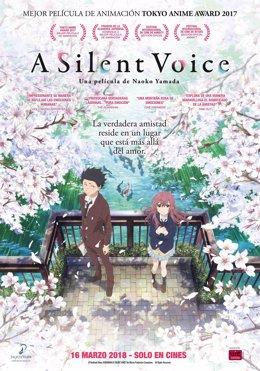 Cartel 'A Silent Voice'
