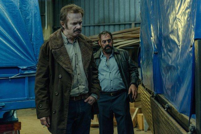 Antena 3 emite el segundo episodio de Fariña