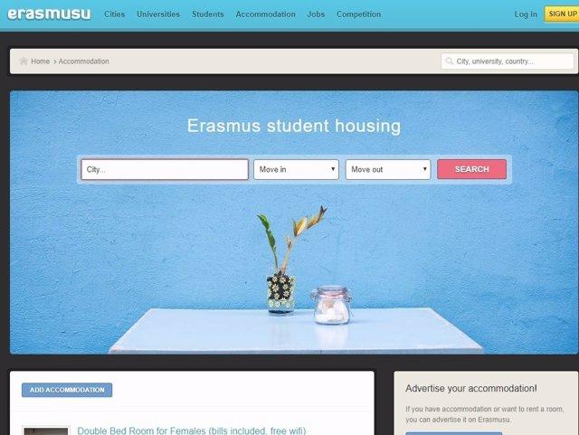 Plataforma Erasmusu