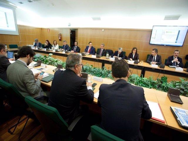 Reunión en Madrid para coordinar la acción en materia de seguridad