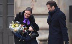 Estela de Suecia, la verdadera Princesa el día de su madre, Victoria de Suecia