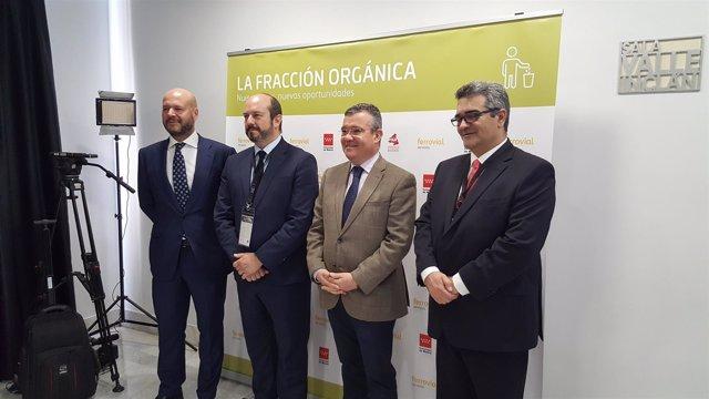 Jornadas de la FMM con Pedro Rollán y Guillermo Hita