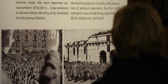 9. Austria conmemora su anexión a la Alemania nazi con la extrema derecha en el poder