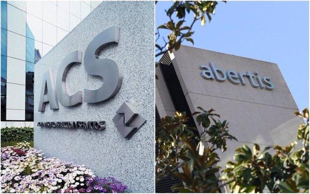 Sedes de ACS y Abertis