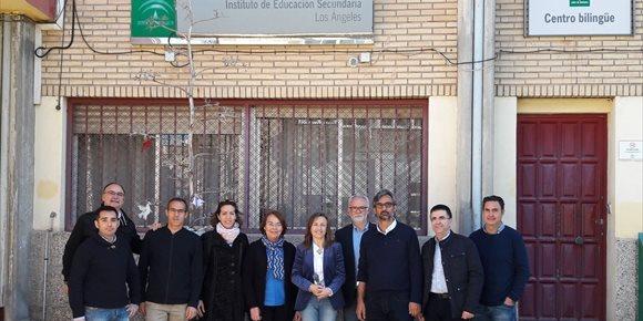 4. Junta destina 148.846,68 euros al proyecto de ampliación de espacios en el IES Los Ángeles