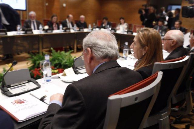 Reunión del Consejo Asesor para el 40º Aniversario de la Constitución