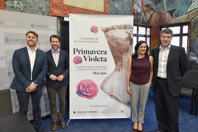 Nota De Prensa Y Fotografías: Auditorio Ópera