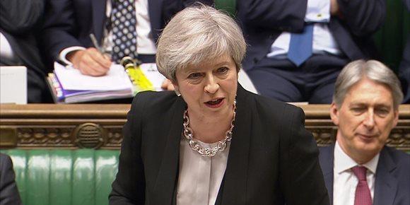 1. Theresa May da un ultimátum de dos días a Rusia para explicar el envenenamiento del exespía Skripal