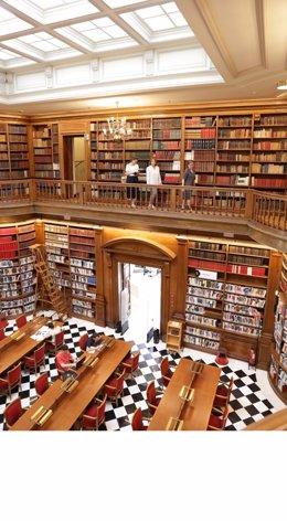 Biblioteca del Icab