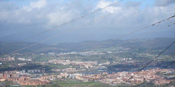 2. Previsiones meteorológicas del País Vasco para mañana, día 13