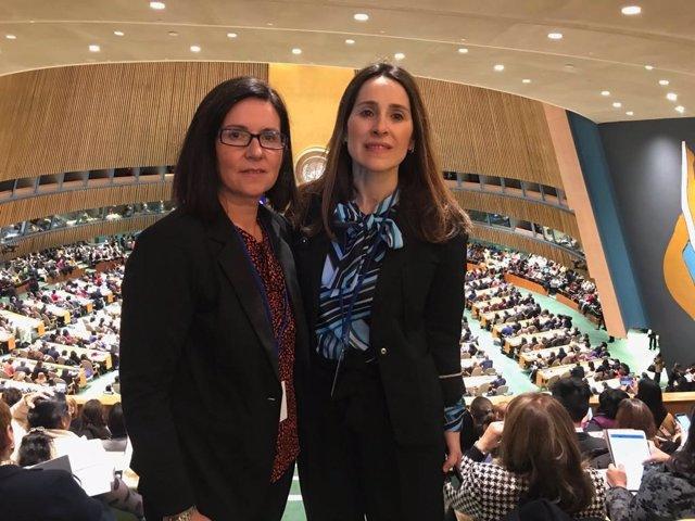 Parlamento Vasco participa en la 62 Conferencia sobre el estatus de las mujeres