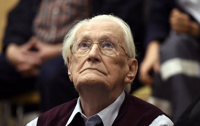 Oskar Groening, el contable de Auschwitz