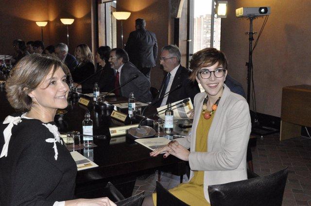 García Tejerina preside la Comisión de Seguimiento del Pacto del Agua