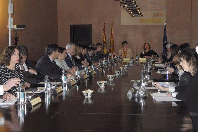 Comisión de Seguimiento del Pacto del Agua de Aragón