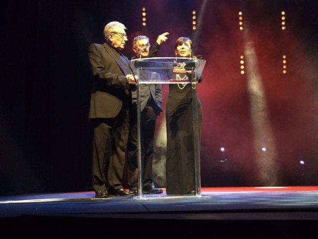 Esperanza Roy, premio Unión de Actores a toda una vida