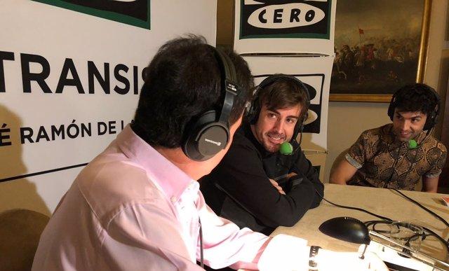 Fernando Alonso El Transistor