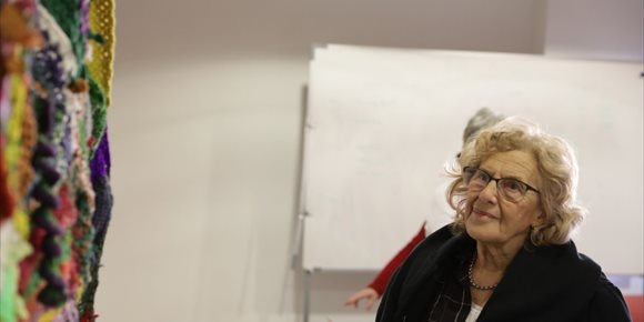 8. Carmena participará este fin de semana en el encuentro de Círculos Podemos Feminismos en La Solana