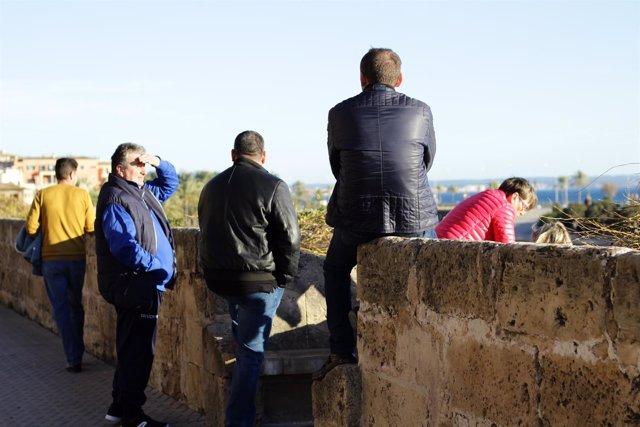 Mallorca, tercer destino nacional preferido para los viajeros extranjeros en Semana Santa