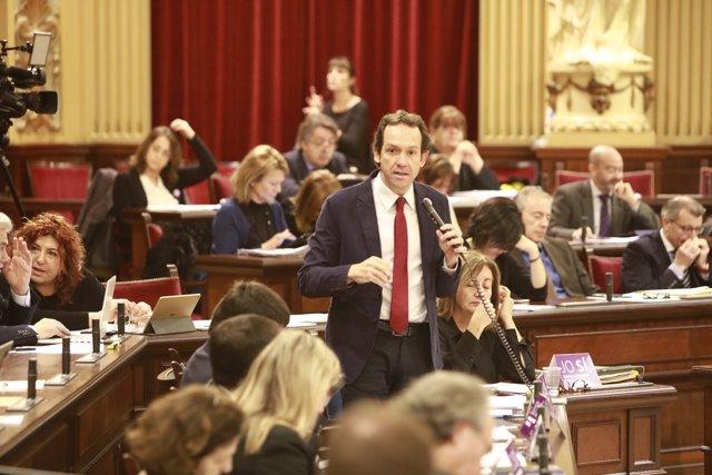 Pons asegura que la Ley de Cambio Climático 'parte con apoyos'