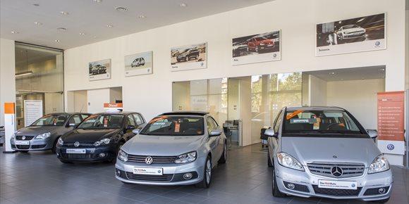 8. Los coches usados se encarecen un 4,1% en febrero, con un precio medio de 14.586 euros