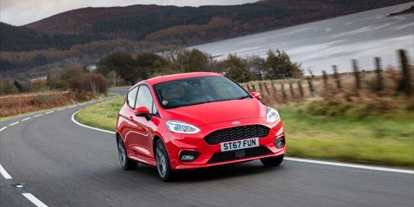 2. Las ventas europeas de Ford aumentan un 8,4% en febrero y un 4,8% en lo que va de año