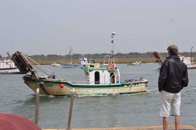Pesca Chirla Cierre Caladero Ayudas