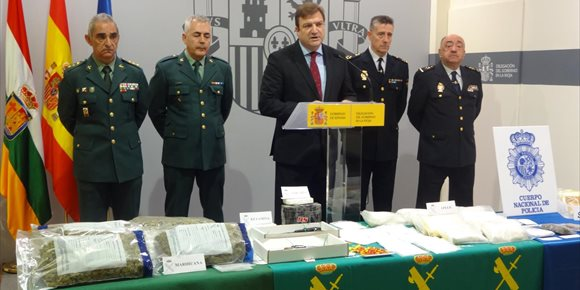 9. Diez detenidos en dos operaciones contra el tráfico de droga en La Rioja