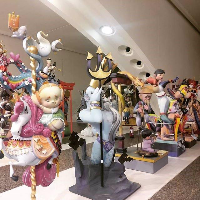 Exposición del Ninot en València