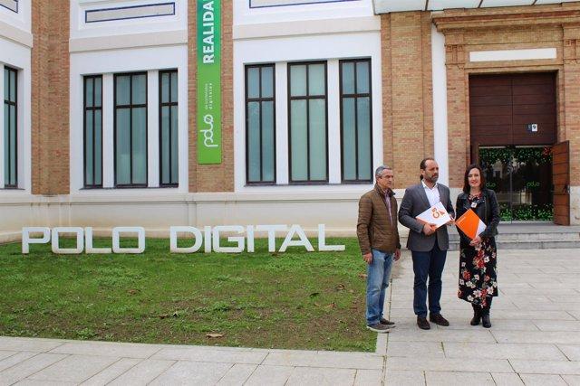 Cassá en el Polo de Contenidos Digitales