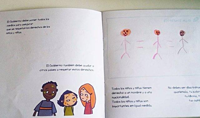Demandas de los niños en un informe de la Plataforma de Infancia