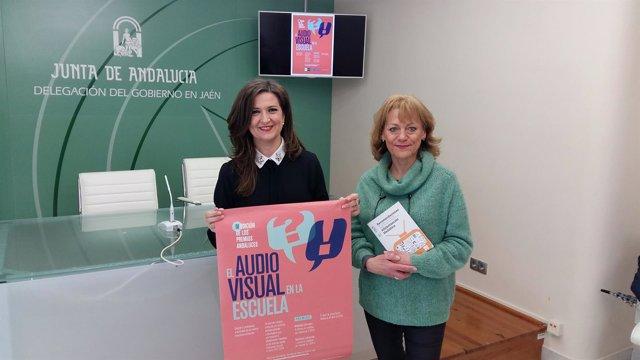 Presentación de los IV Premios El Audiovisual en la Escuela.