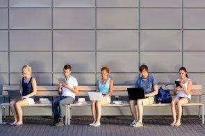 Las redes sociales son un factor de riesgo para la autoestima de la juventud (GETTY - Archivo)