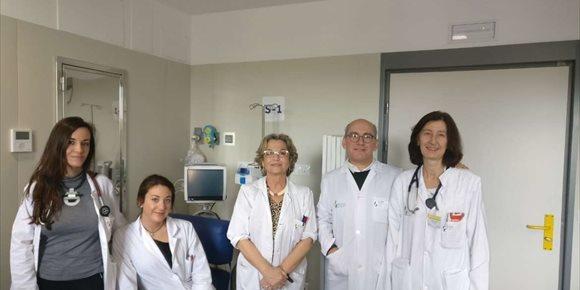 4. El Complejo Hospitalario de Cáceres primer centro extremeño con la acreditación de Unidad de Insuficiencia Cardiaca