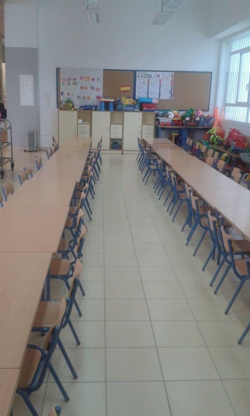 Serunión seguirá gestionando el servicio de comedor para 4.400 escolares