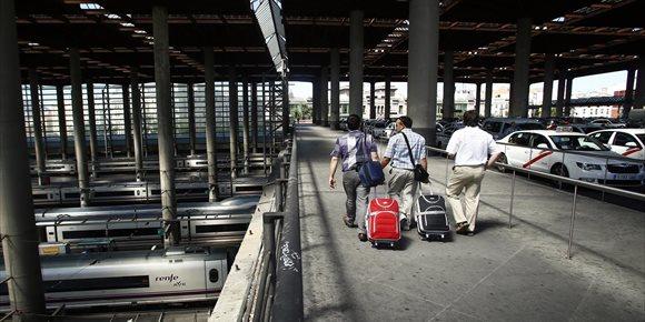 3. La estación de Atocha tendrá capacidad para 40 millones de viajeros de AVE con su ampliación