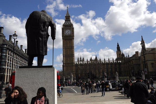 Sede del Parlamento británico