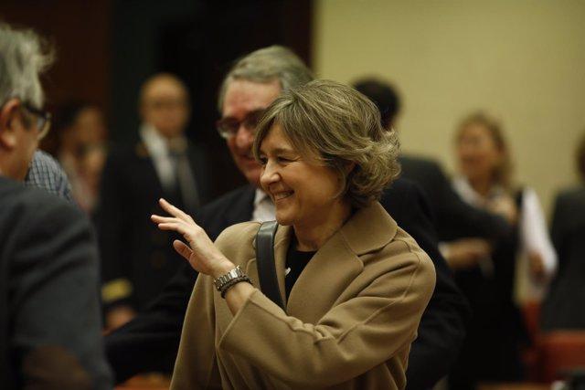 Foto de archivo: La ministra Isabel García Tejerina