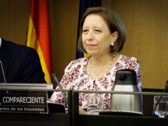 Marisa Poncela García, secretaria de Estado de Comercio