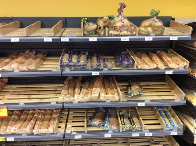 Precios, IPC, inflación, consumo, pan, panes, panadería, compra, compras