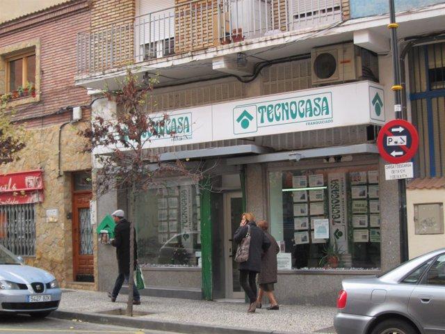 Tecnocasa en Zaragoza.