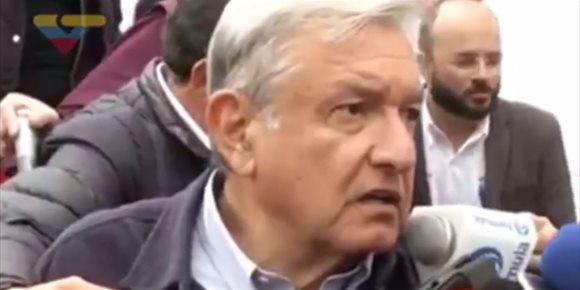 8. ¿Es real el vídeo de la televisión venezolana apoyando la campaña de López Obrador a las presidenciales de México?