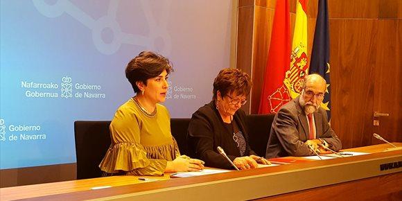 9. El Gobierno de Navarra propone una OPE extraordinaria de 2.137 plazas