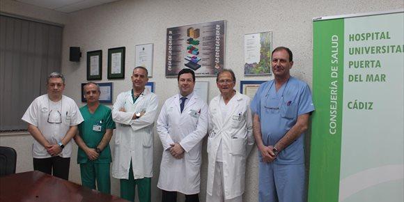 7. El Hospital Puerta del Mar realiza más de 250 tratamientos avanzados en pacientes con ictus de la provincia de Cádiz