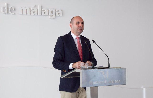 Francisco Conejo PSOE portavoz en diputación
