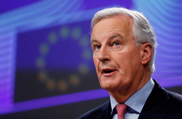 Micher Barnier, negociador de la UE para el Brexit