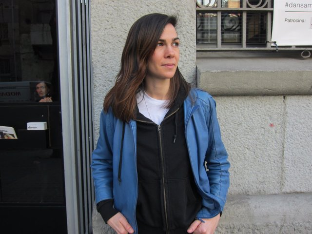 La coreógrafa catalana Aina Alegre
