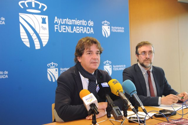 Alcalde de Fuenlabrada, Javier Ayala
