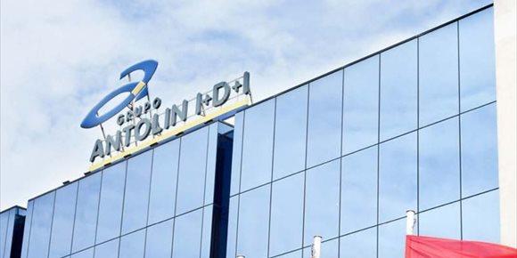 4. Grupo Antolin patrocina el Car Design Night Geneva que reúne a 400 diseñadores de automóviles
